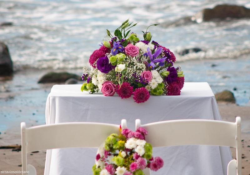 Cómo elegir las flores para el día de tu boda